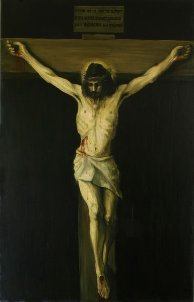 Crucifixion dark