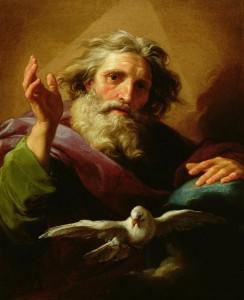 God-the-Father by Pompeo-Girolamo-Batoni