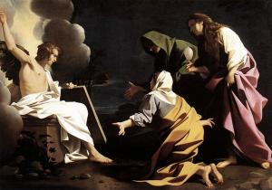 Bartolomeo Schedoni, Women at the Grave, 1613