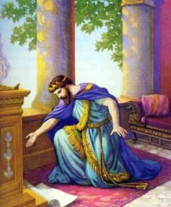 Hezekiah_praying