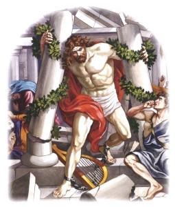 Judges-Samson Pillars1