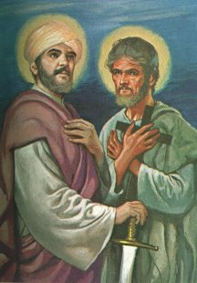 Sts James and Philip